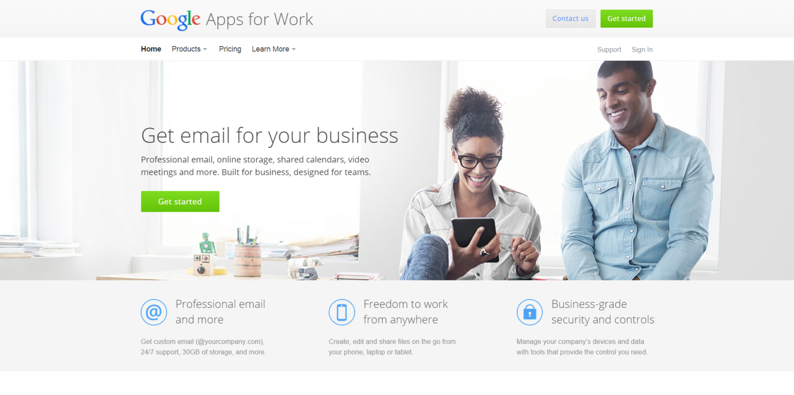 google business associate agreements